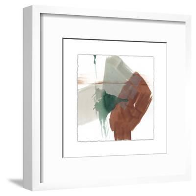 Earthy Gestures V-Jennifer Goldberger-Framed Limited Edition