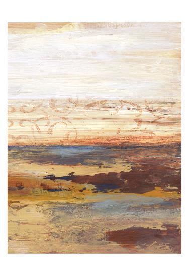 Earthy Horizons B-Smith Haynes-Art Print