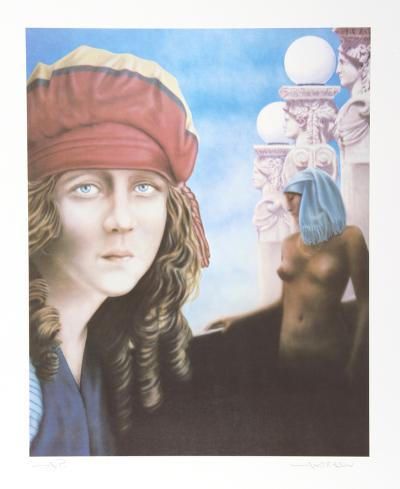 Easier to Change the Past-Robert Anderson-Collectable Print