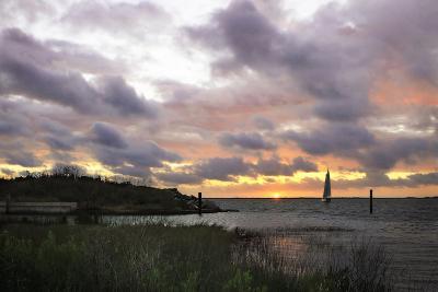 East Bay Sunrise I-Alan Hausenflock-Photographic Print