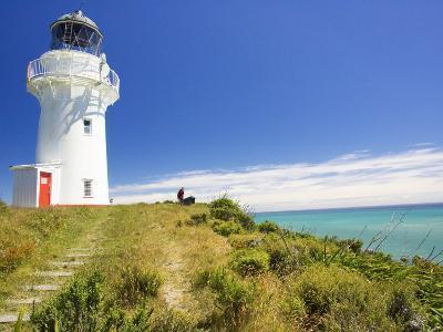 East Cape Lighthouse, Eastland, New Zealand-David Wall-Photographic Print