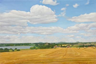 East Fife Landscape, 2006-Peter Breeden-Giclee Print