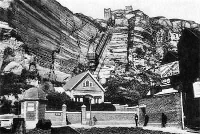 East Hill Lift, Hastings, East Sussex, Early 20th Century--Giclee Print