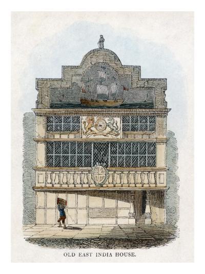 East India House, London--Giclee Print