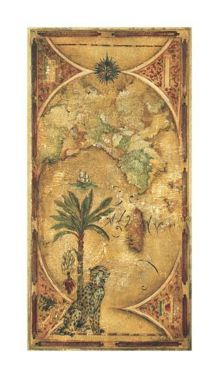 East Indies-Elizabeth Jardine-Giclee Print