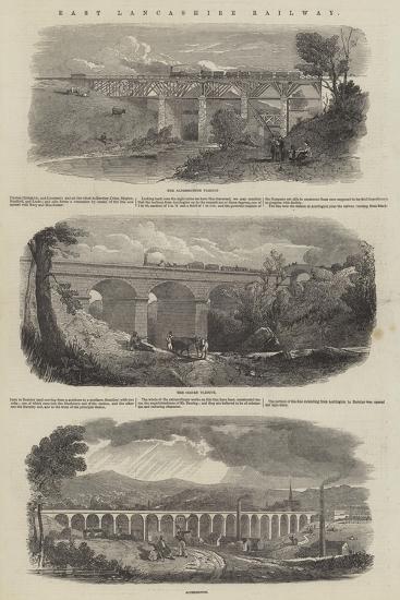 East Lancashire Railway--Giclee Print