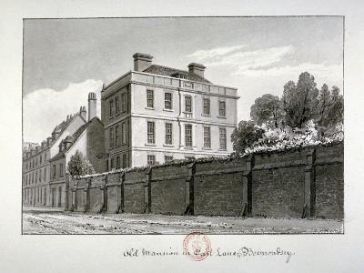 East Lane, Bermondsey, London, 1826-John Chessell Buckler-Giclee Print