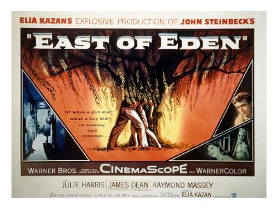 East of Eden, James Dean, Lois Smith, Julie Harris, Jo Van Fleet, 1955--Photo