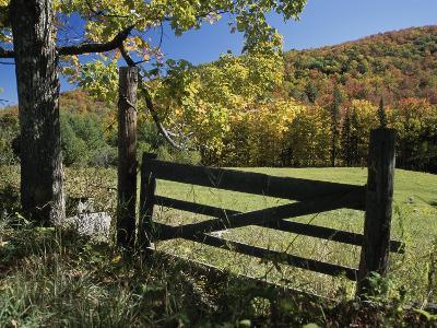 East Orange, Vermont, USA--Photographic Print