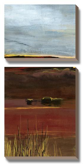 East Prairie-Leslie Bernsen-Canvas Art Set