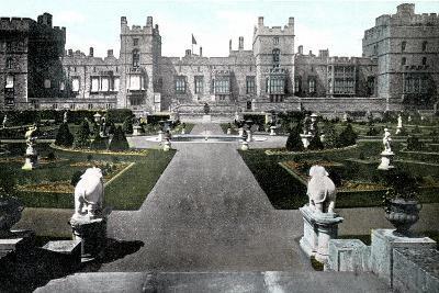 East Terrace, Windsor Castle, Berkshire, 20th Century--Giclee Print