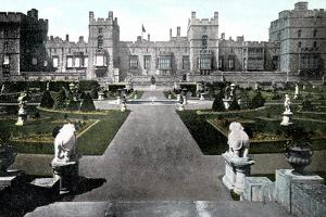 East Terrace, Windsor Castle, Berkshire, 20th Century