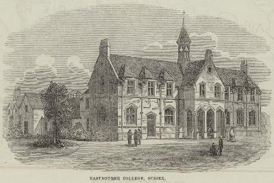 Eastbourne College, Sussex--Giclee Print