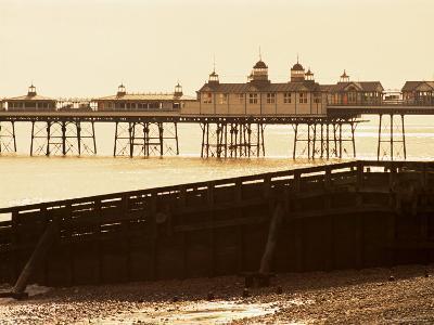 Eastbourne Pier, Eastbourne, East Sussex, Sussex, England, United Kingdom-Lee Frost-Photographic Print