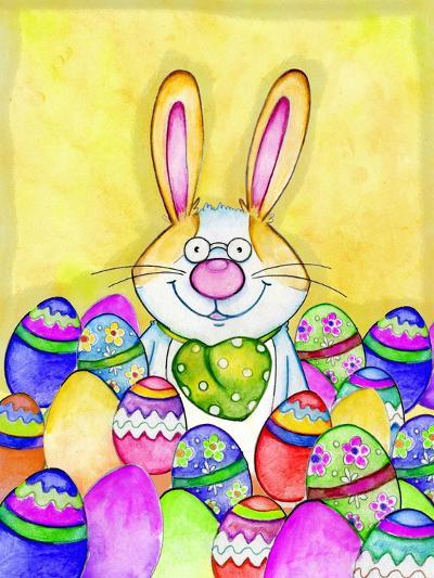 Easter Bunny-Valarie Wade-Giclee Print