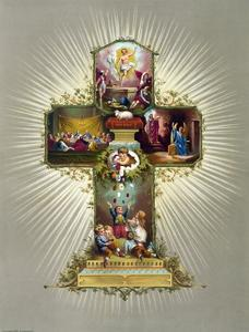 Easter Cross