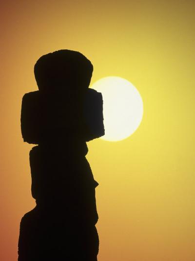 Easter Island, Chile-Angelo Cavalli-Photographic Print
