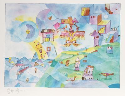 Easter Island I-Aymon de Roussy de Sales-Limited Edition