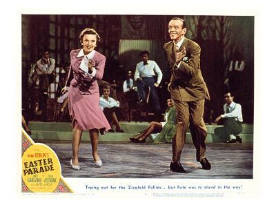 Easter Parade, Judy Garland, Fred Astaire, 1948--Photo