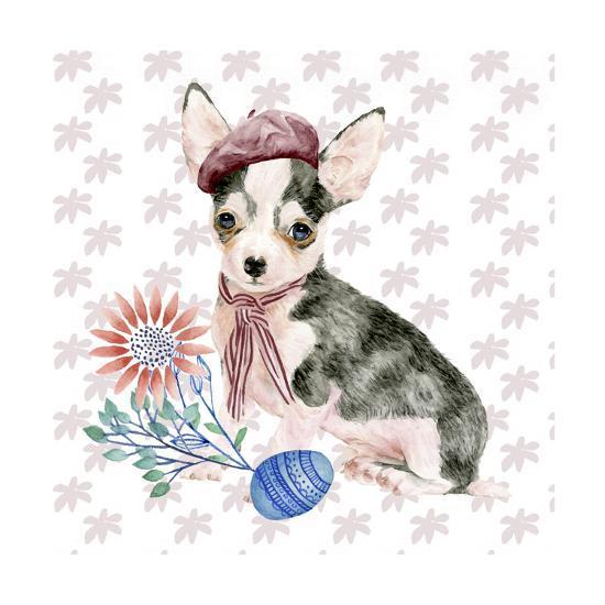 Easter Pups II-Melissa Wang-Art Print