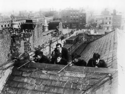 Easter Rising 1916--Photographic Print
