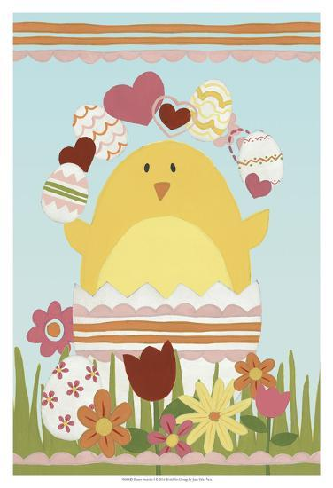 Easter Sweeties I-June Erica Vess-Art Print