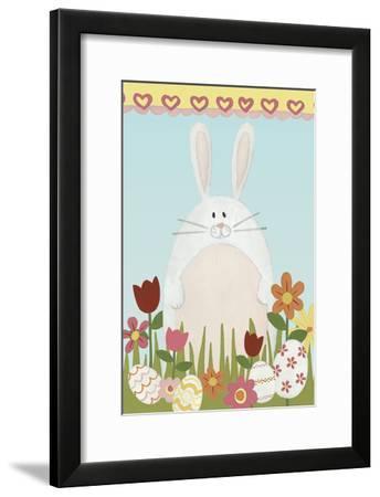 Easter Sweeties II-June Erica Vess-Framed Art Print