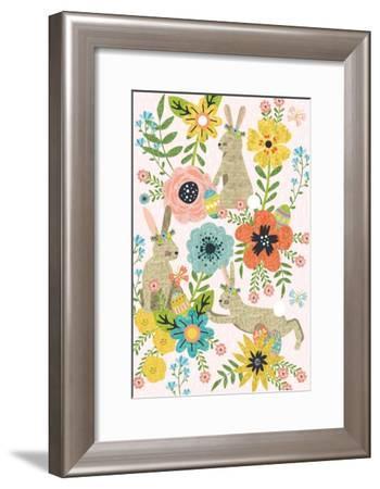Easter Wishes II-ND Art-Framed Art Print