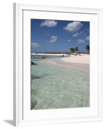 Eastern Coast, Punta Morena, Cozumel, Mexico-Savanah Stewart-Framed Photographic Print