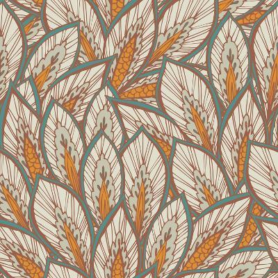 Eastern Pattern.-veraholera-Art Print