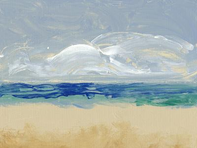 Eastern Shore II-Alicia Ludwig-Art Print