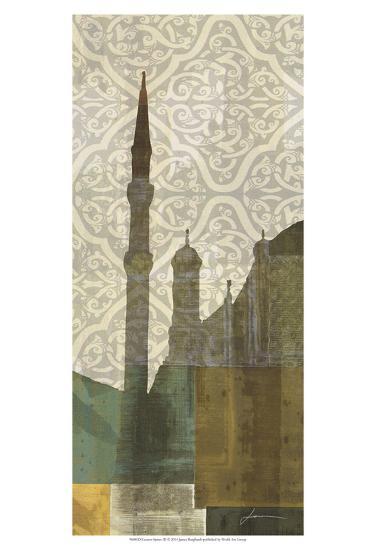 Eastern Spires III-James Burghardt-Art Print