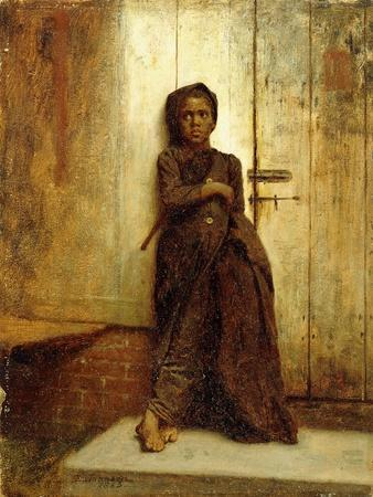 The Chimney Sweep, 1863