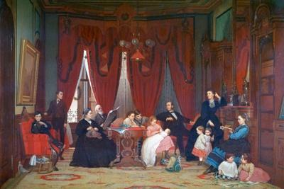 The Hatch Family, 1870-1871