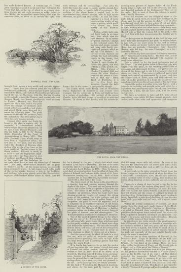 Eastwell Park-Charles Auguste Loye-Giclee Print