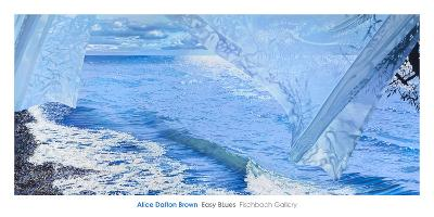 Easy Blues-Alice Dalton Brown-Art Print
