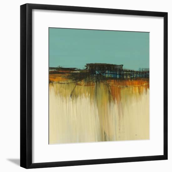 Easy Drifter III-Sarah Stockstill-Framed Art Print