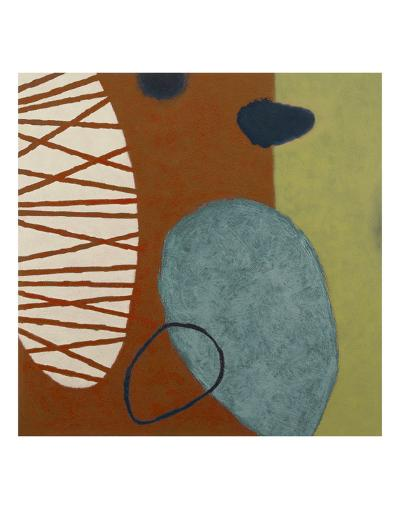 Easy Going-Janette Dye-Art Print