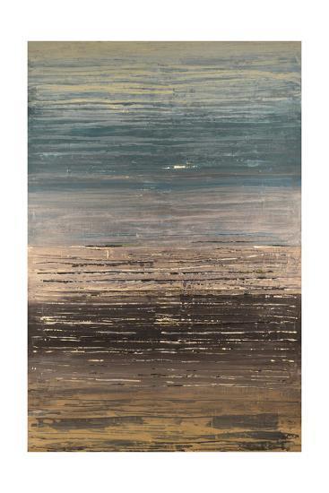Easy Reflections I-Natalie Avondet-Art Print