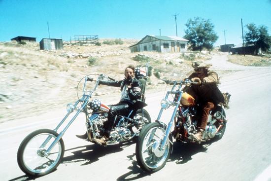 Pic of Dennis Hopper & Peter Fonda Porn to be Wild