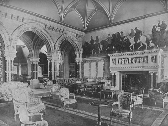 'Eaton Hall, Cheshire - The Duke of Westminster', 1910-Unknown-Photographic Print