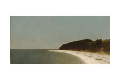 Eaton's Neck, Long Island, 1872-John Frederick Kensett-Giclee Print