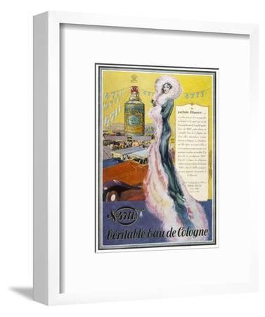 Eau De Cologne - Perfect Elegance--Framed Giclee Print