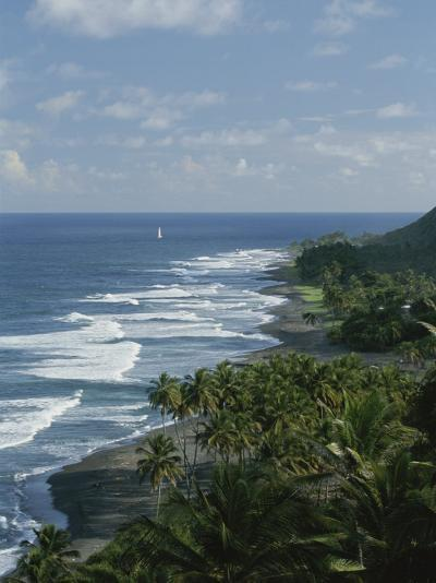 Ebb Tide and Azure Skies, The Quintessence of a Tropical Retreat-Michael Melford-Photographic Print