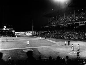 Ebbets Field, 1957