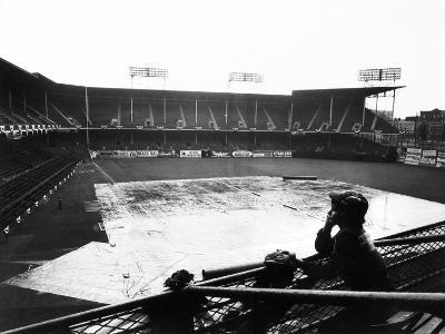 Ebbets Field, c1950--Giclee Print