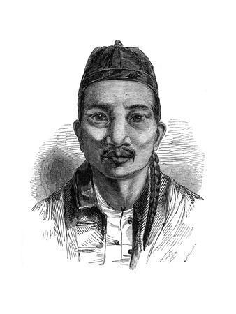 Ko-Tsching Dschang, 1848