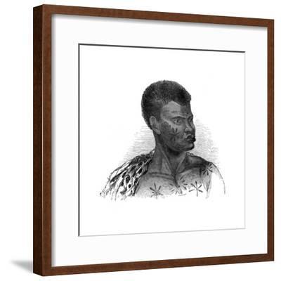 Native of Mozambique, 1848