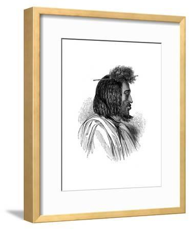 Souakiny Chief, 1848