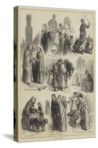 Holiday Sketches by Ebenezer Newman Downard